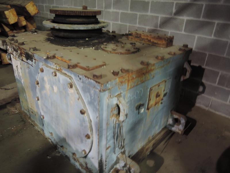 SIMPSON 26G FALK  GEAR BOX MODEL 150SM6G 350 HP RATIO24.22 S/N MO-7-467157-01-1
