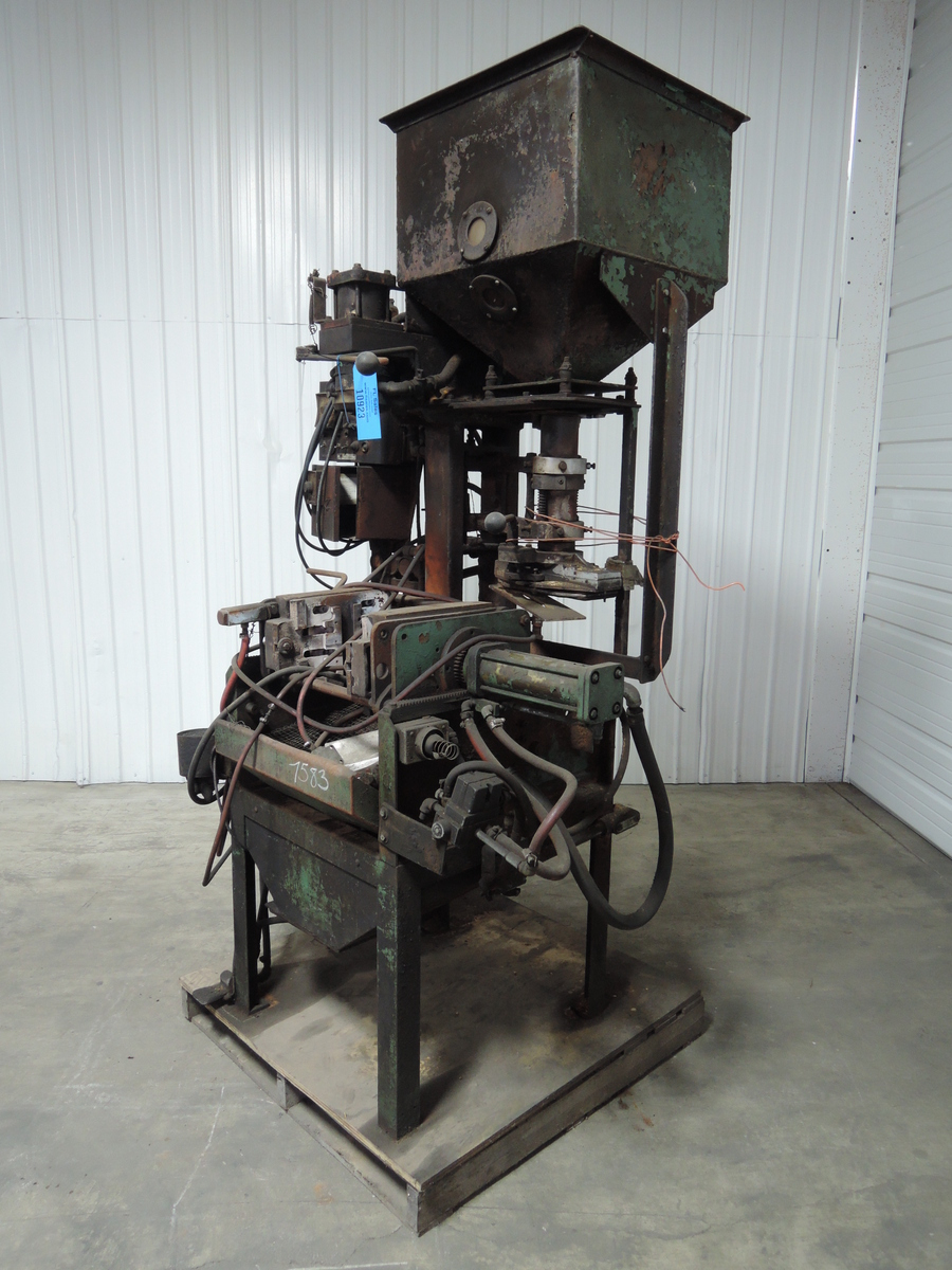 REDFORD MODEL HP42G SHELL CORE MACHINE