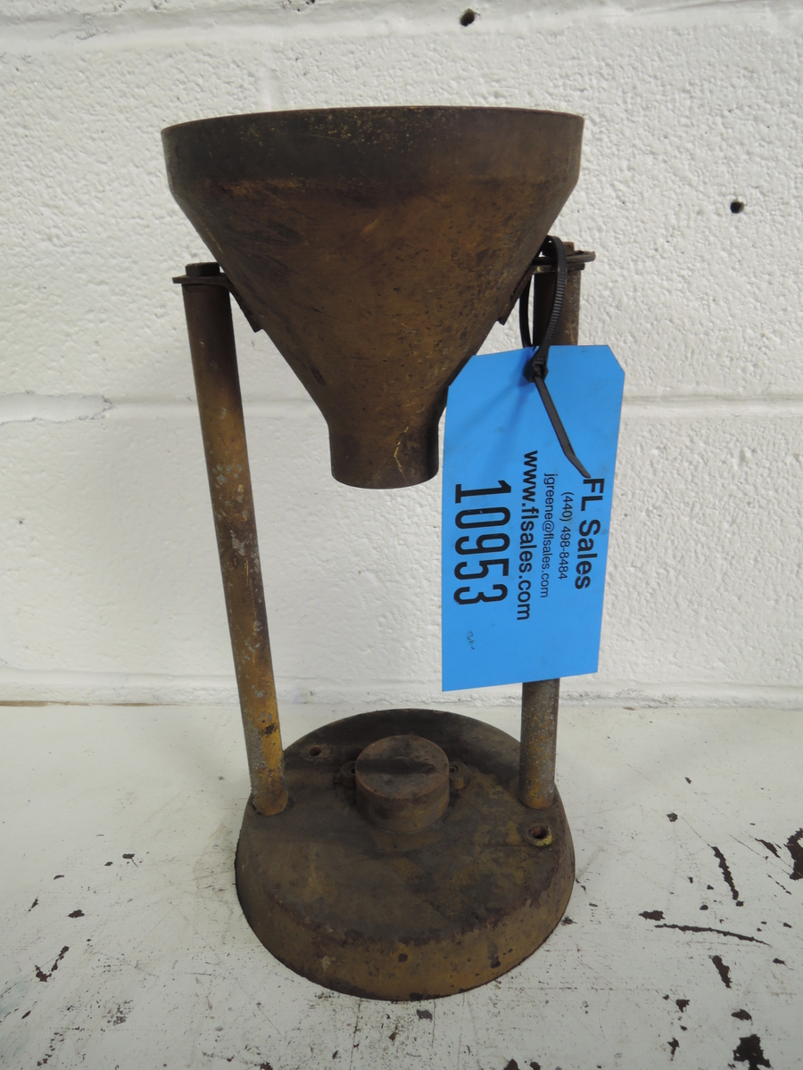 DEITERT MODEL 315-F FILLER TUBE