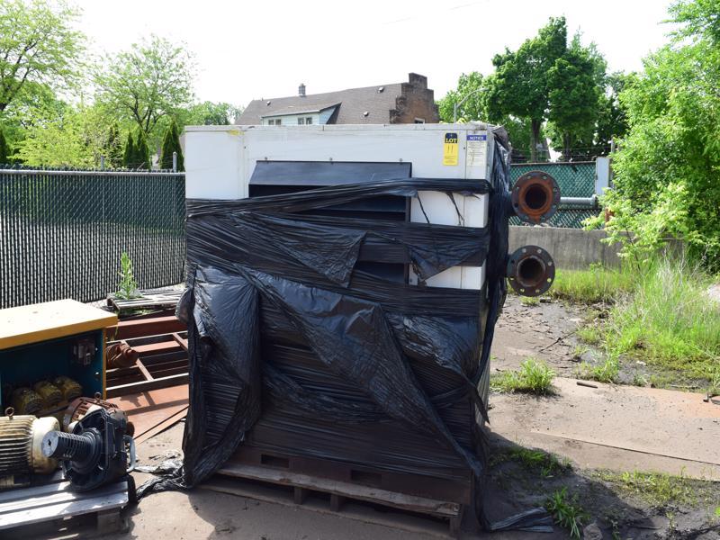1998 Ingersoll rand model tm1125-tw compressed air dryer s/n 98jtm479, 1125 cfm