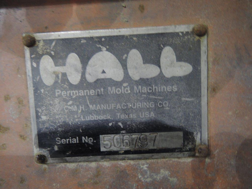 CONTROLS  WITH ALLEN BRADLEYSLC5/02 PLC FOR 15HP HALL HYDRAULIC  TAG# 11174 PRICED WITH TAG#11174