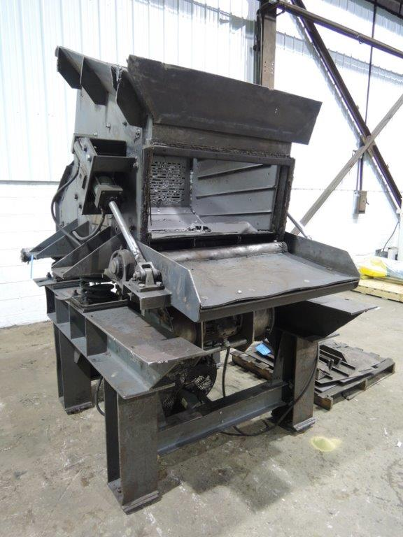 G/K MODEL VM27 LUMP CRUSHER S/N: C-4226-1 WITH PARTS TAG# 11284