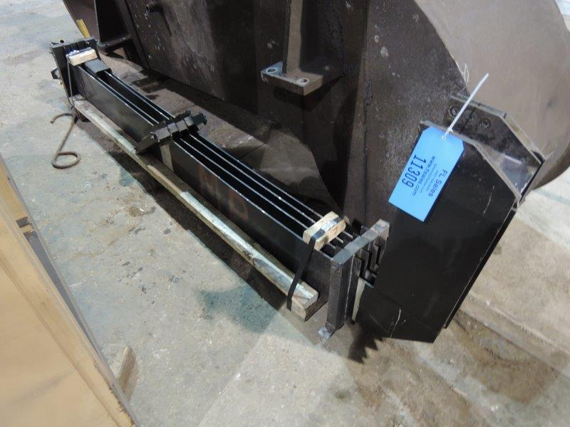 BUS BAR FOR INDUCTOTHERM FURNACE  PRICED WITH TAG#11335