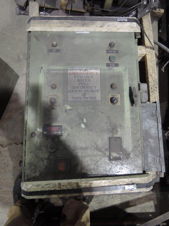 WATER SYSTEM CONTROL PANEL