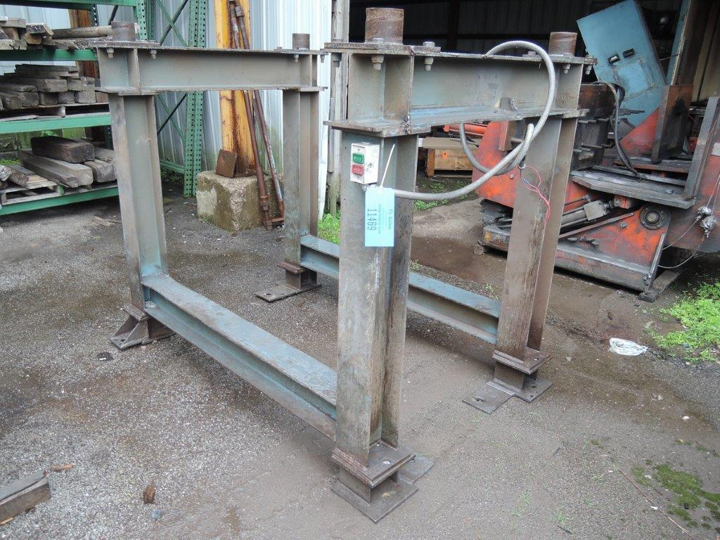 BASE STAND FOR VIBRA MILL TAG# 11468