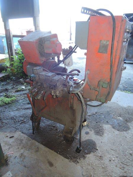 HYDRAULIC UNIT WITH SLC 5/01 PLC