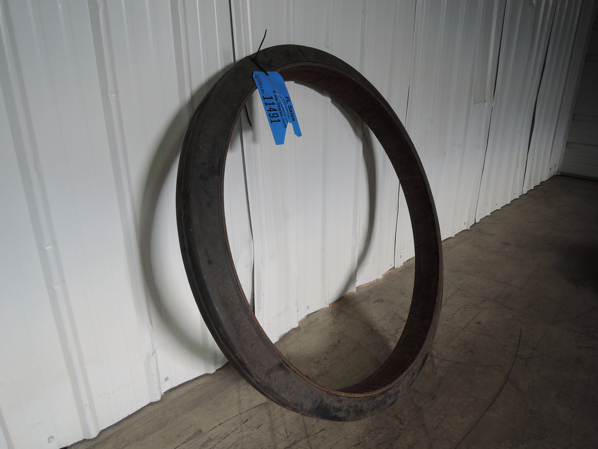 SPARE TIRE FOR B&P 100B MULLER