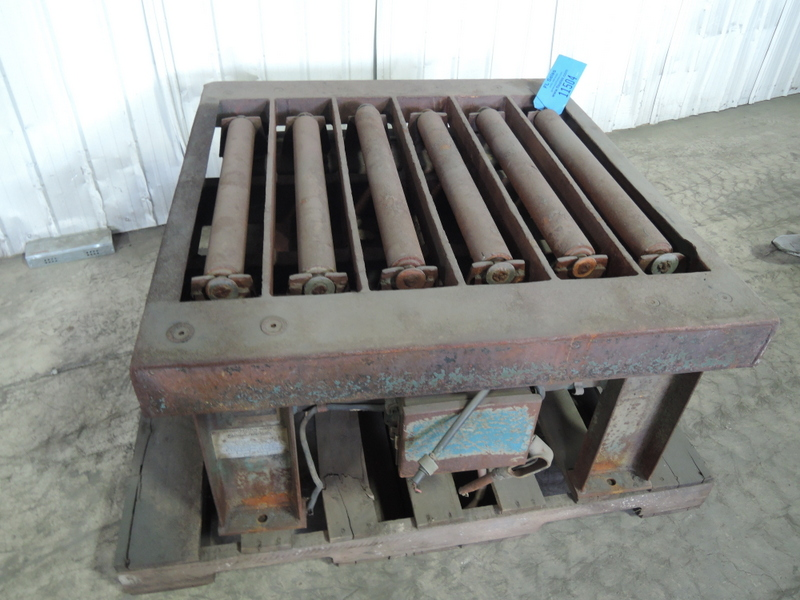 DEPENDABLE COMPACTION TABLE MODEL CT 3X2X1 41