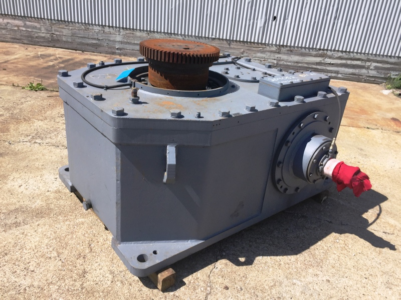 FALK MODEL 214SM3G-A GEAR BOX FOR 3G OR 23G MULLER REBUILT   S/N 04-0R1015  RATIO20.9