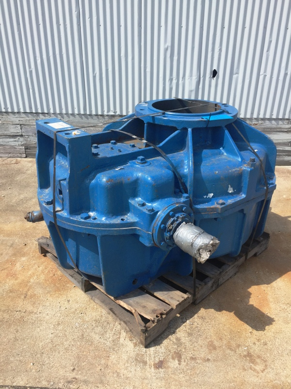 SIMPSON GEAR BOX FOR 3G OR 23G MULLER REBUILT