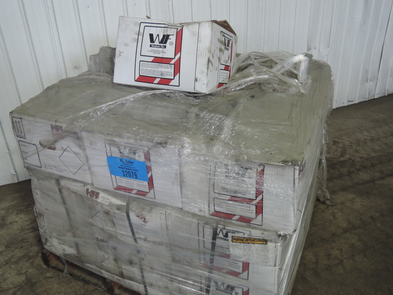 1 SKID WITH 28 BOXES OF WEDRON WF132 FLUX