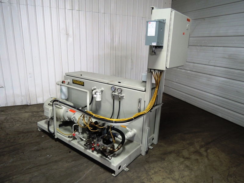 HYDRAULIC UNIT 20HP   FOR INTERNATIONAL ROLLOVER TAG12216