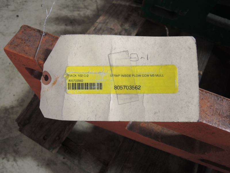 5- SIMPSON MODEL 805703562 AND 805703563 STRAPS
