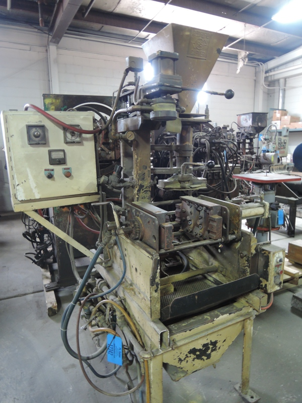 REDFORD MODEL HP42 SHELL CORE MACHINE 9