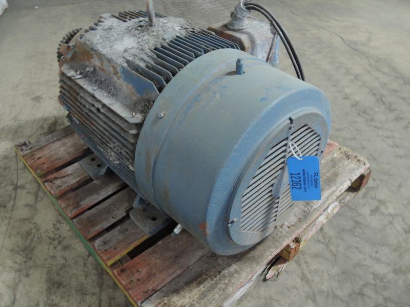100 HP A/C MOTOR