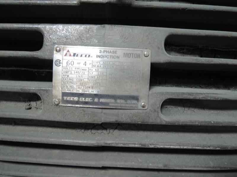 60 HP MOTOR