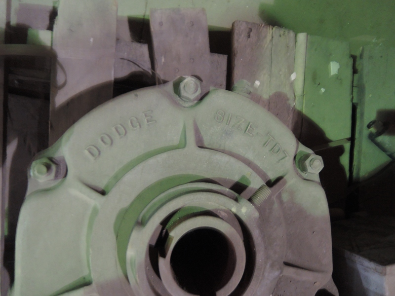 DODGE MODEL TD7 SHAFT MOUNTED REDUCER
