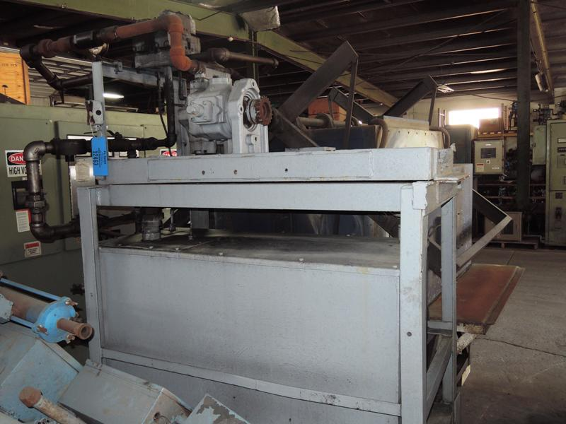 HYDRAULIC UNIT FOR B AND P MODEL 6030 MOLD ROLLOVER