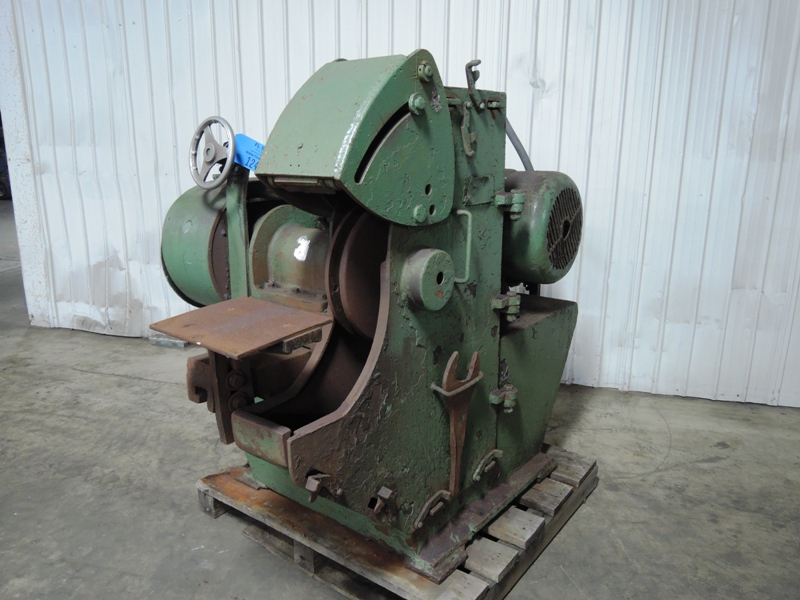 "FOX 30"" SINGLE END GRINDER RIGHT HAND s/n 64929, 30 HP MOTOR"