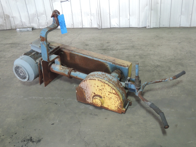 SWING FRAME SAW