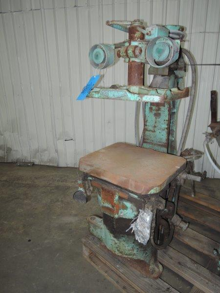 OSBORN MODEL 212RJW MOLDING MACHINE S/N 19800-G