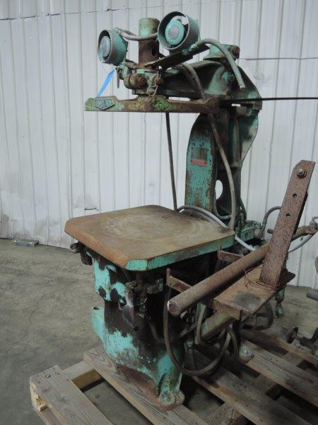 OSBORN MODEL 212RJW MOLDING MACHINE S/N  NONE