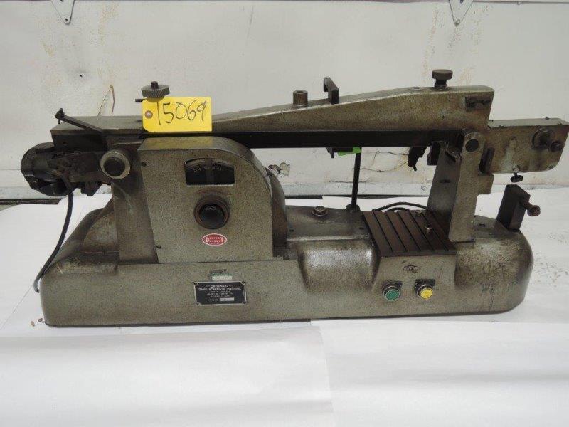 DIETERT MODEL 405 SAND STRENGHT  MACHINE  S/N 405-0282