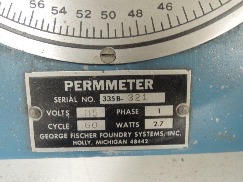 DIETERT MODEL 335B PERMMETER