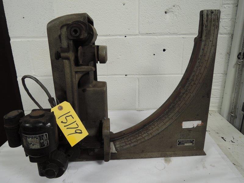 DIETERT MODEL 400-1 MOTORIZED SAND STRENGTH S/N 30931