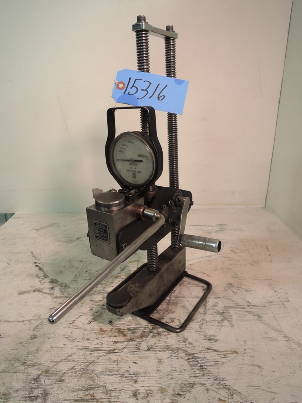 KING PORTABLE BRINELL TESTER