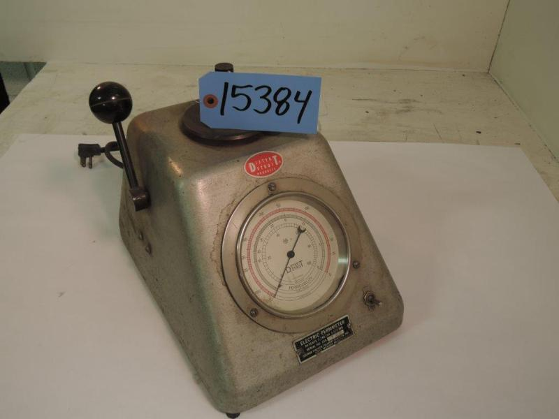 DIETERT MODEL 338 ELECTRIC PERMMETER