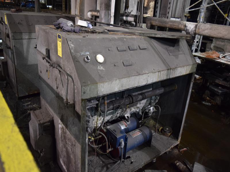 Gaylord model 6000 lm so2 gas generator