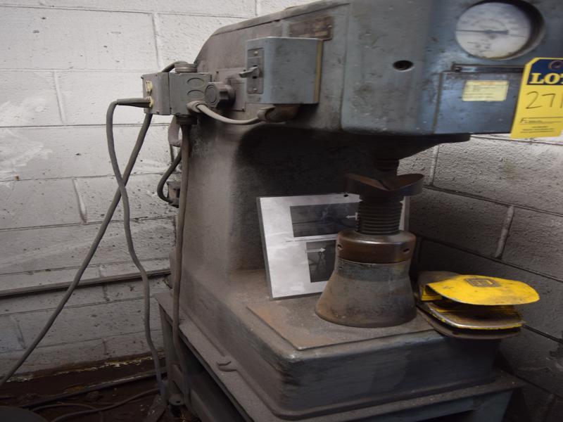 Detroit model dh1 brinell tester