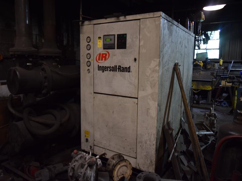 Ingersoll rand model tmsl 4000 cfm air dryer s/n 102-462