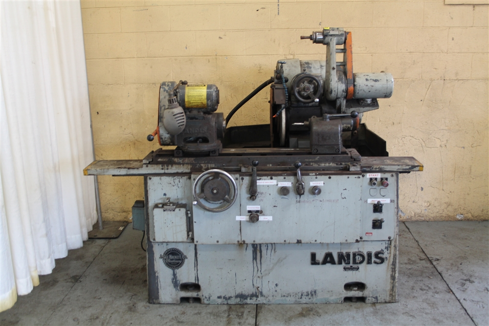 Landis 1R, 10″ x 20″ O.D. / I.D. Cylindrical Grinder