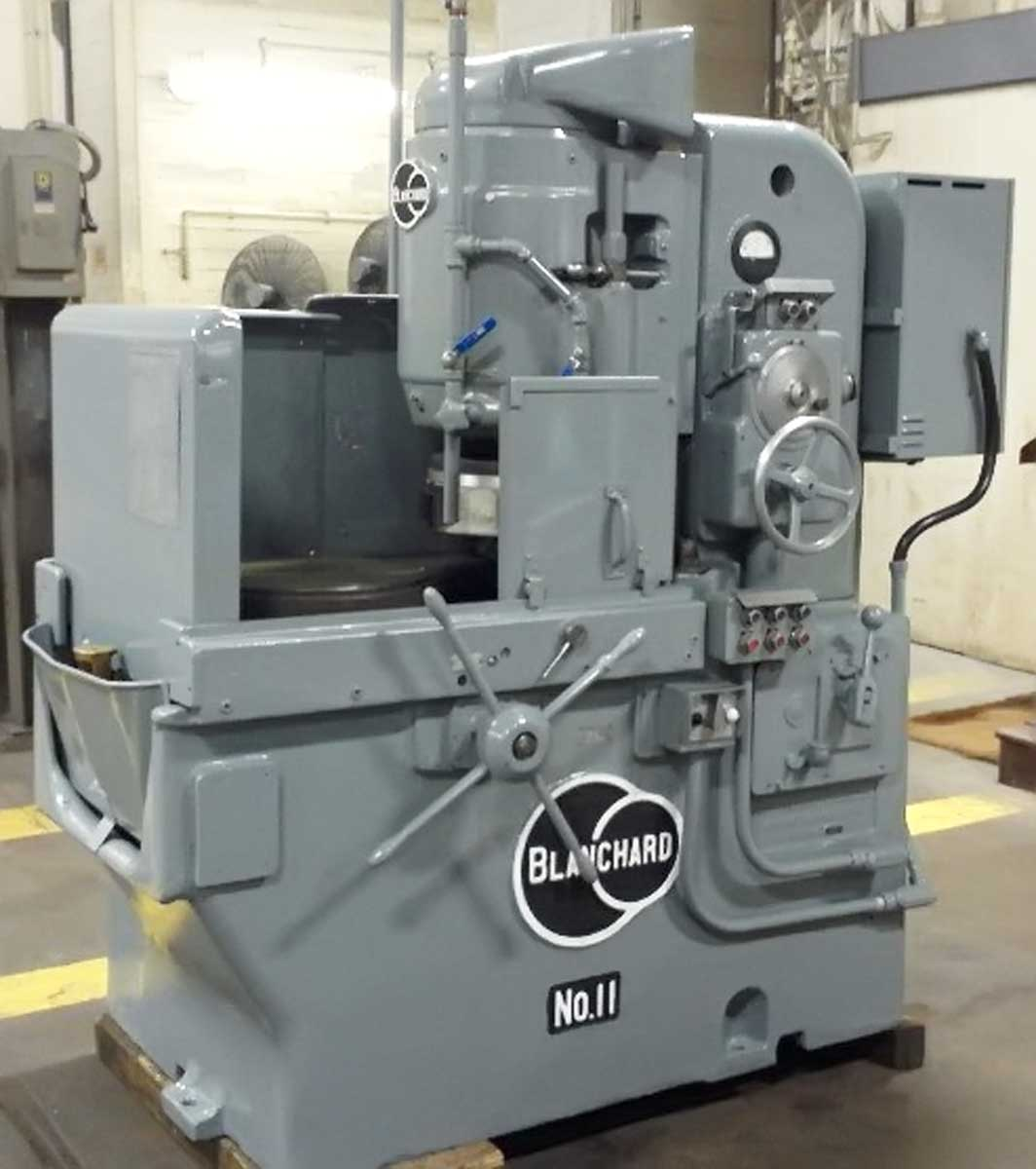 Blanchard #11-16, 16″ Vertical Spindle Rotary Surface Grinder