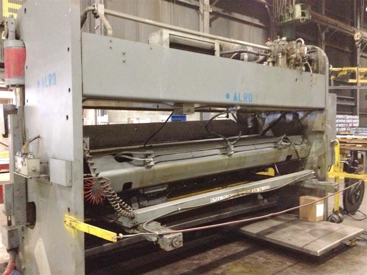 Cincinnati 12′ x 1/2″ Hydraulic Power Squaring Shear
