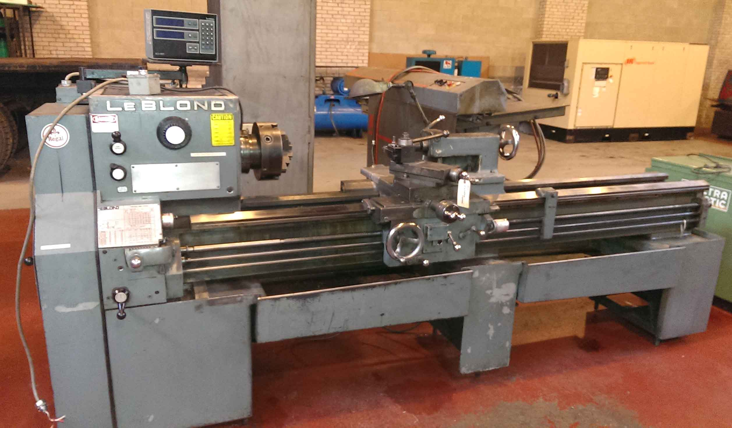 LeBlond Regal 19″ x 78″ Engine Lathe