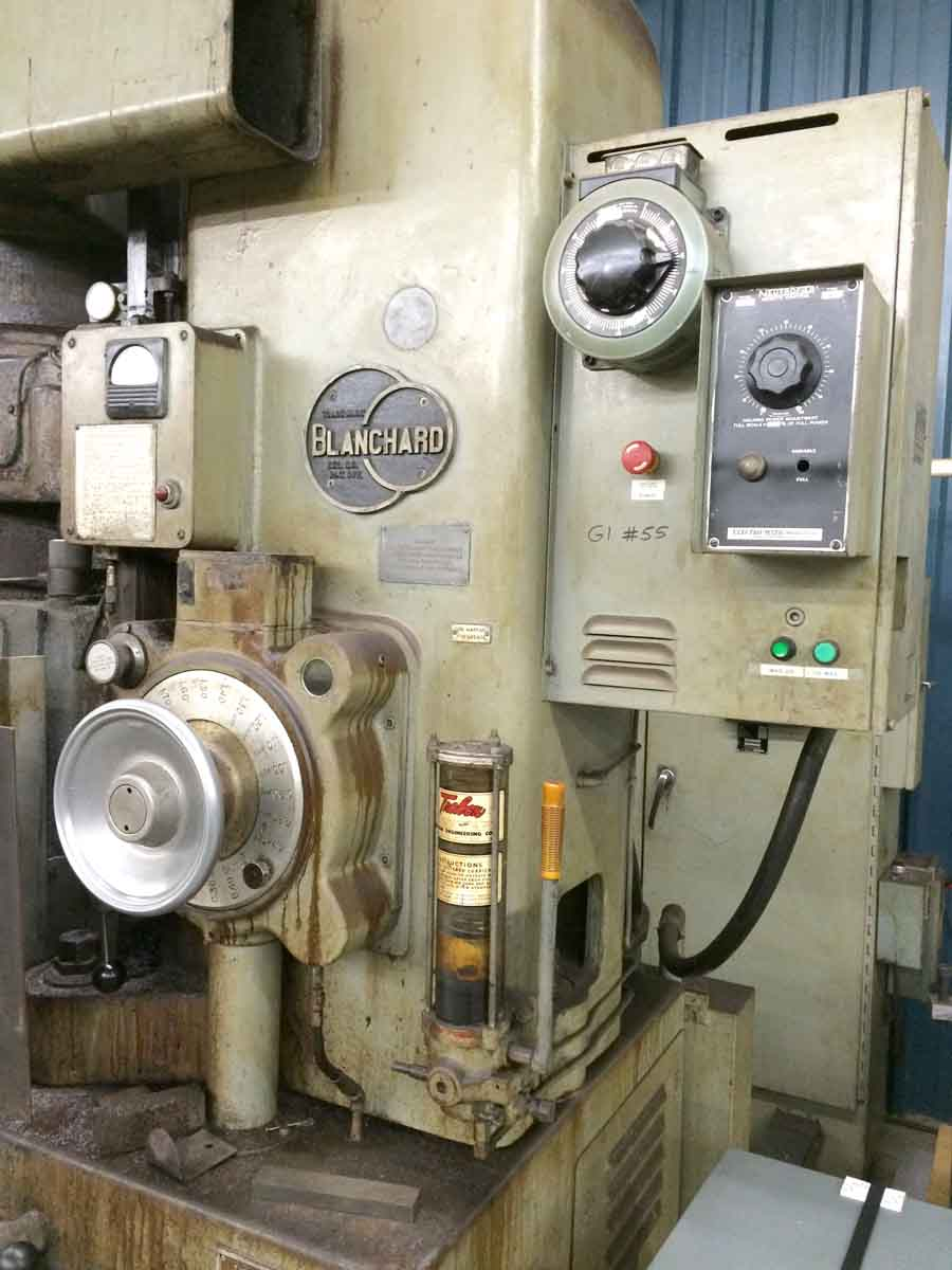 Blanchard #20C-36, 36″ Vertical Spindle Rotary Surface Grinder