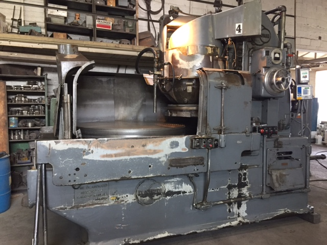 Blanchard #32-60, 60″ Vertical Spindle Rotary Surface Grinder
