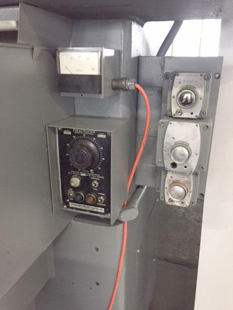 Used Springfield 2 1/2 ATR Vertical Universal Grinder
