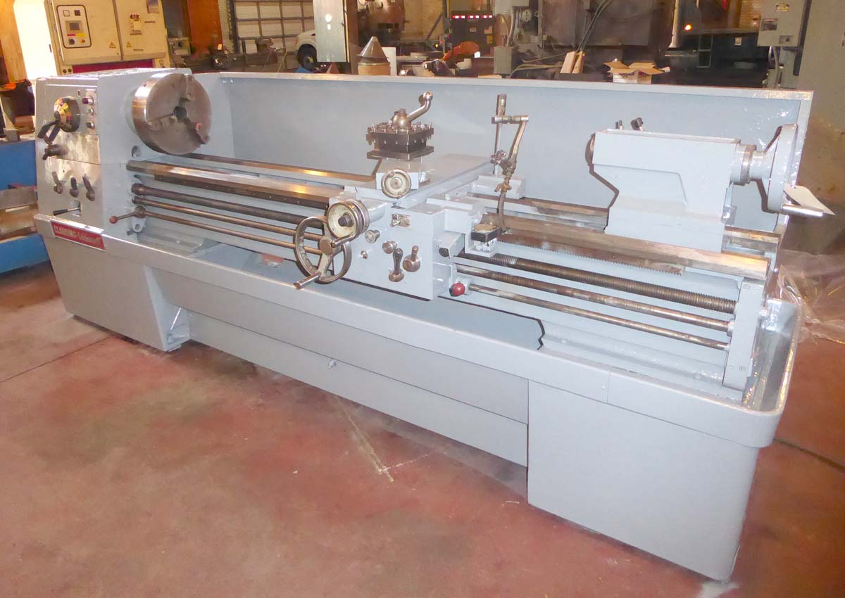 Clausing Colchester 17″ x 80″ Engine Lathe