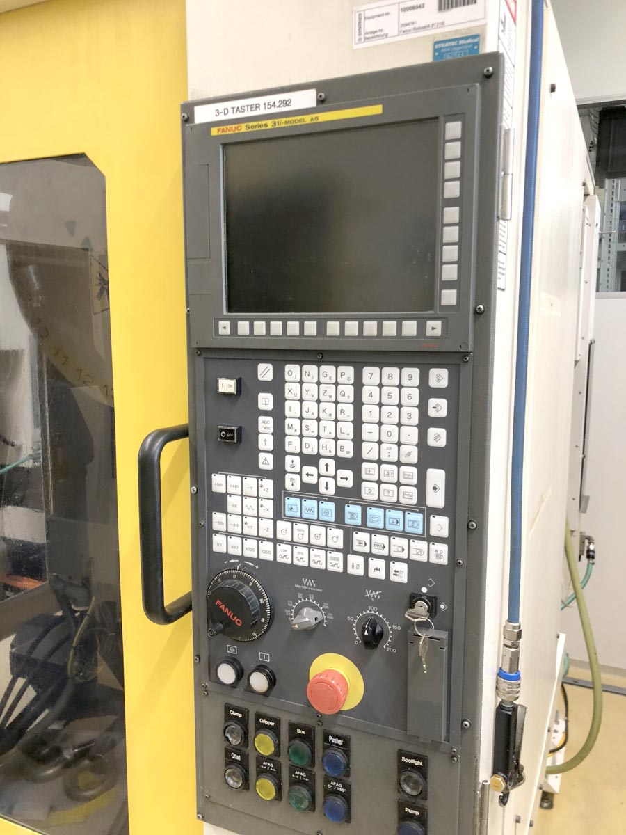 Fanuc  Robodrill CNC Vertical Machining Center Equipped With 4th & 5th Axis