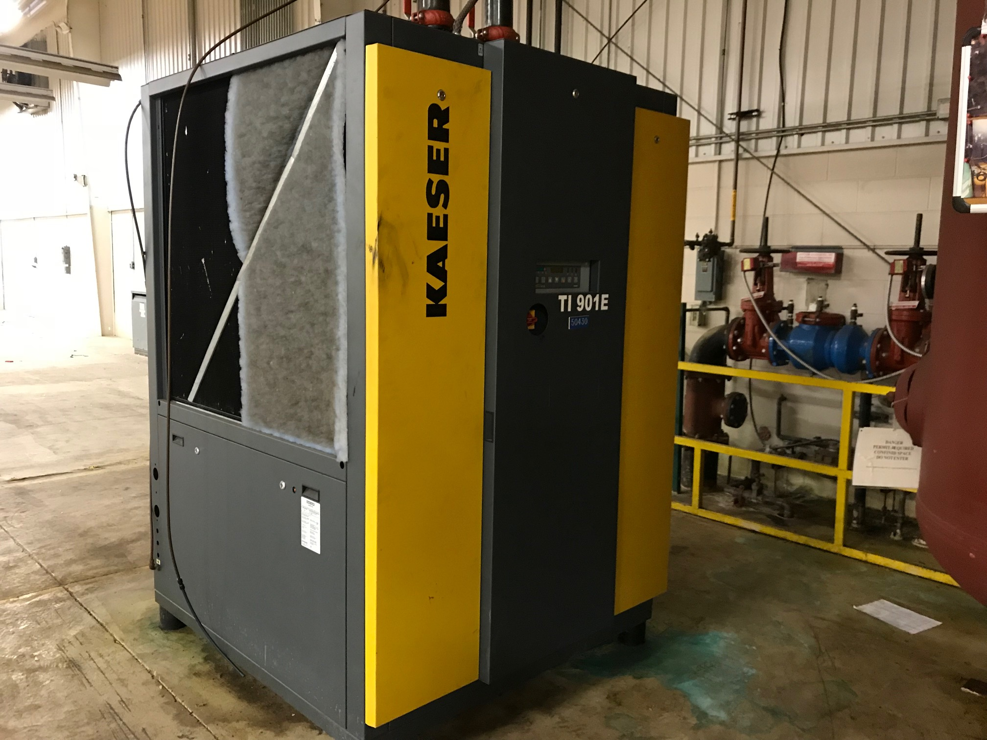 Kaeser 3000 cfm Cycling Refrigerated Air Dryer