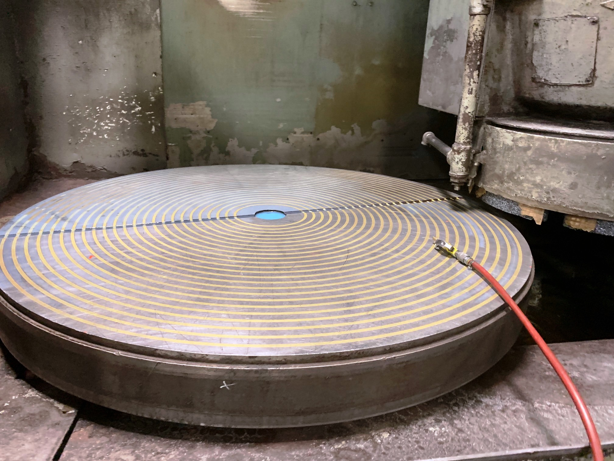 Blanchard #32-60, 60″ Vertical Spindle Rotary Surface Grinding