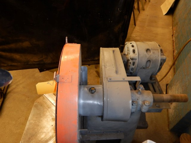 "18"" Vertical Disc Sander"