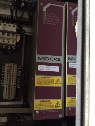 Moog Power Supply Cat: T150-901B-723-2A