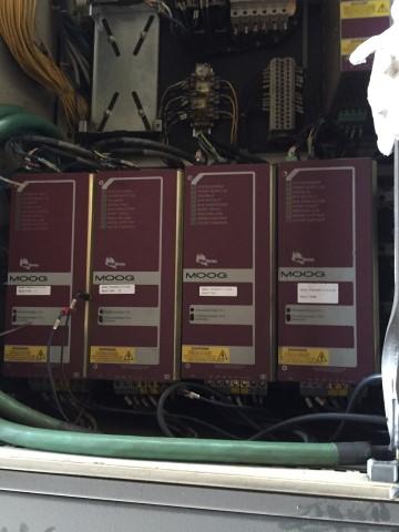 Moog Servo Drive Cat: T164-909A-17-H1-2-2A