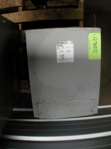 25 kVA General Electric Single Phase Transformer