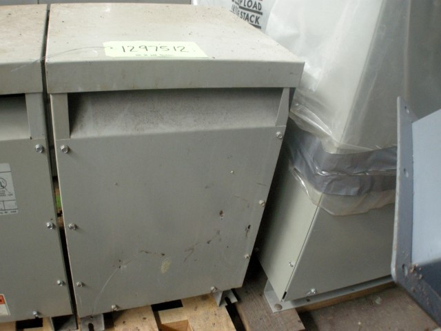 General Electric 25 kVA Single Phase Transformer
